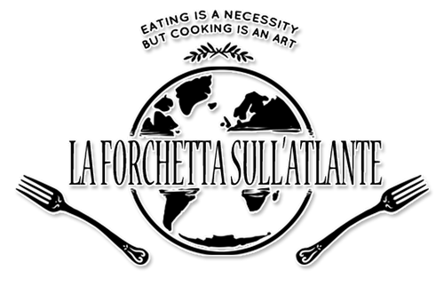 La forchetta sull'atlante