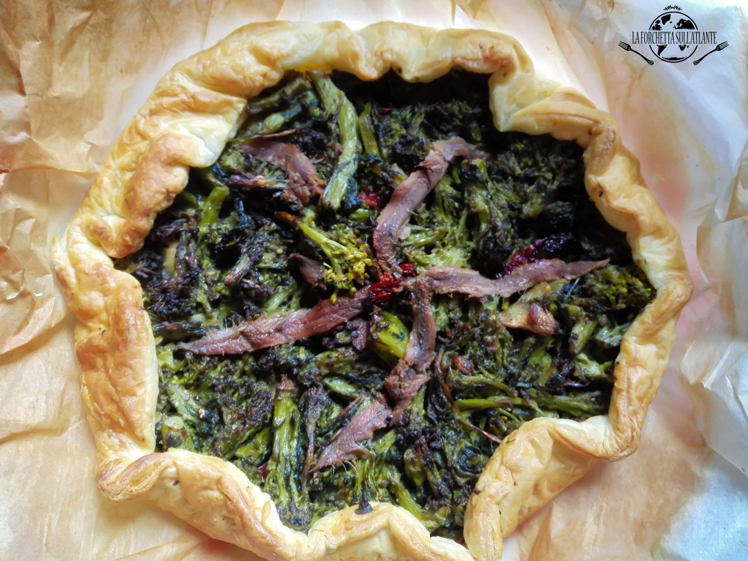 torta-salata-broccoletti-e-alici