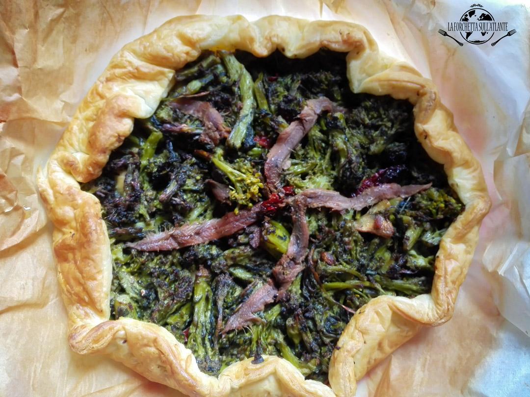 torta-salata-broccoletti-e-alici