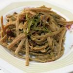 La stroncatura, ricetta tradizionale calabrese