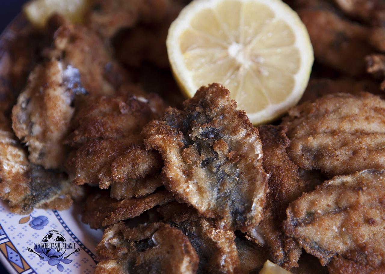 Cotolette di sardine