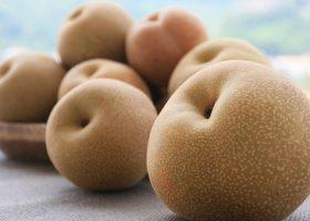 Nashi, la pera asiatica che combatte l'alcol di troppo